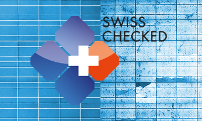 SWISS CHECKED